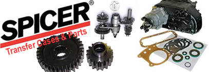Truck Parts by Spicer.